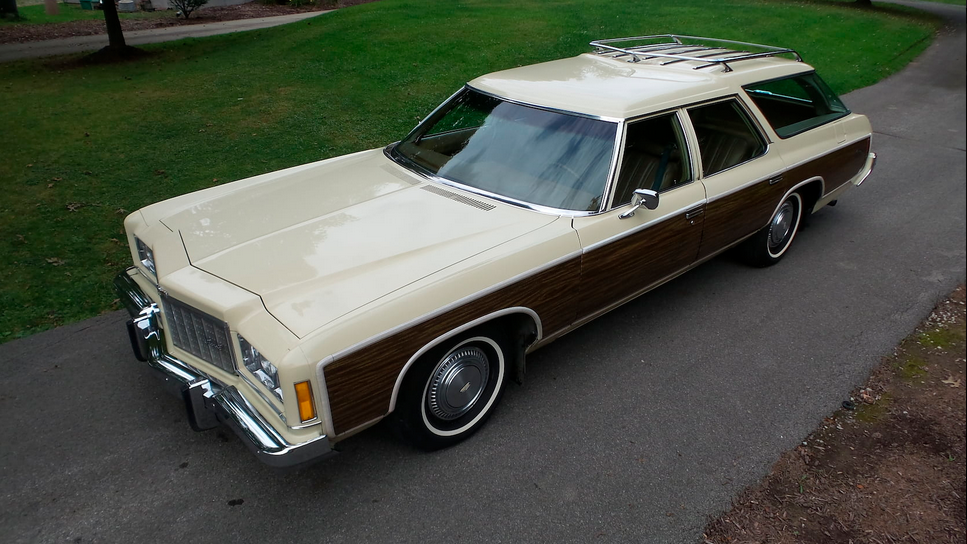 We Have A Soft Spot For Wagons Here, So We Would Totally Take This Caprice